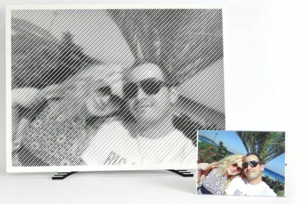 Obraz ze zdjęcia