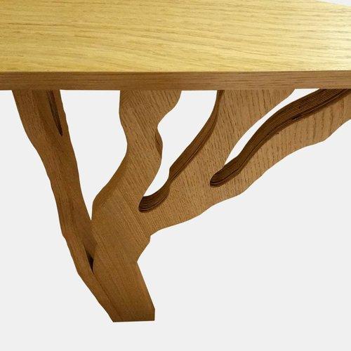 stół forest zbliżenie nogi