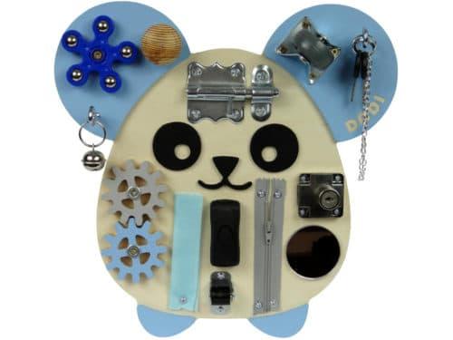 niebieska mysz tablica manipulacyjna DODI