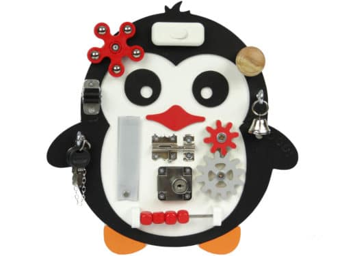 pingwin tablica manipulacyjna Dodi